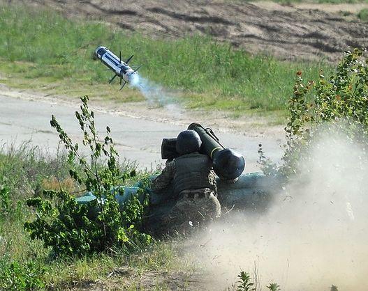 Противотанковый комплекс успешно прошел испытания в Украине.
