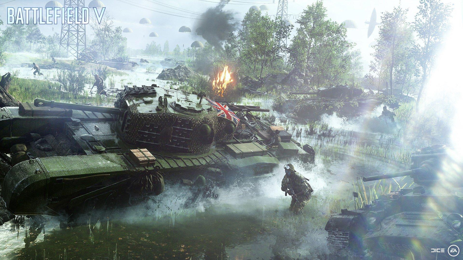 Окончательная дата выхода Battlefield 5 — 19 октября.
