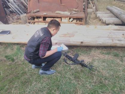 В якутском селе мужчина убил пять человек, после чего свел счеты с жизнью