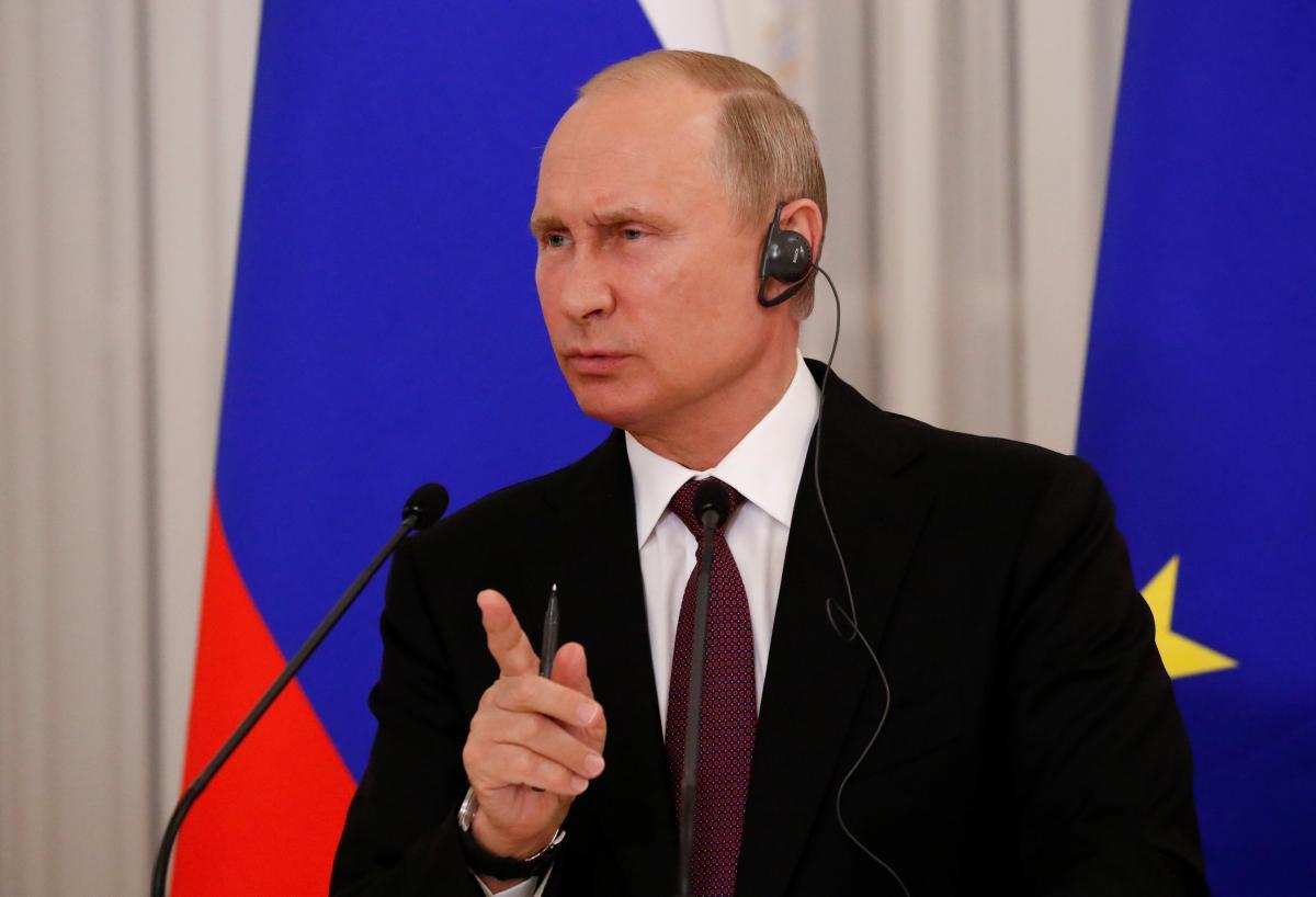 Владимир Путин снова угрожает Украине