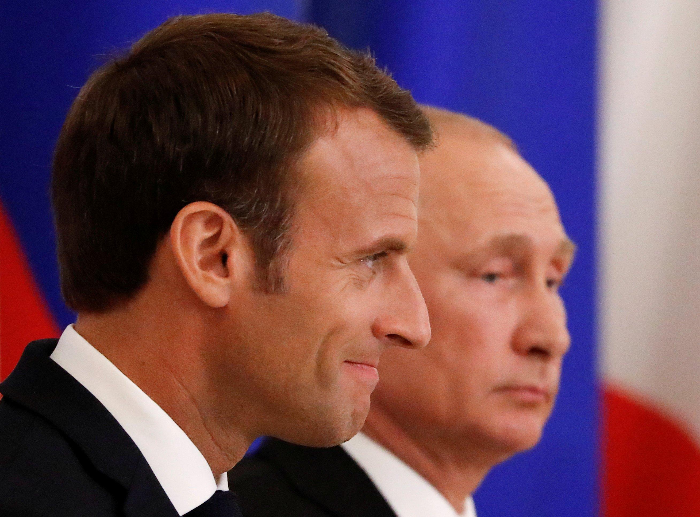 Владимира Путина умудрились