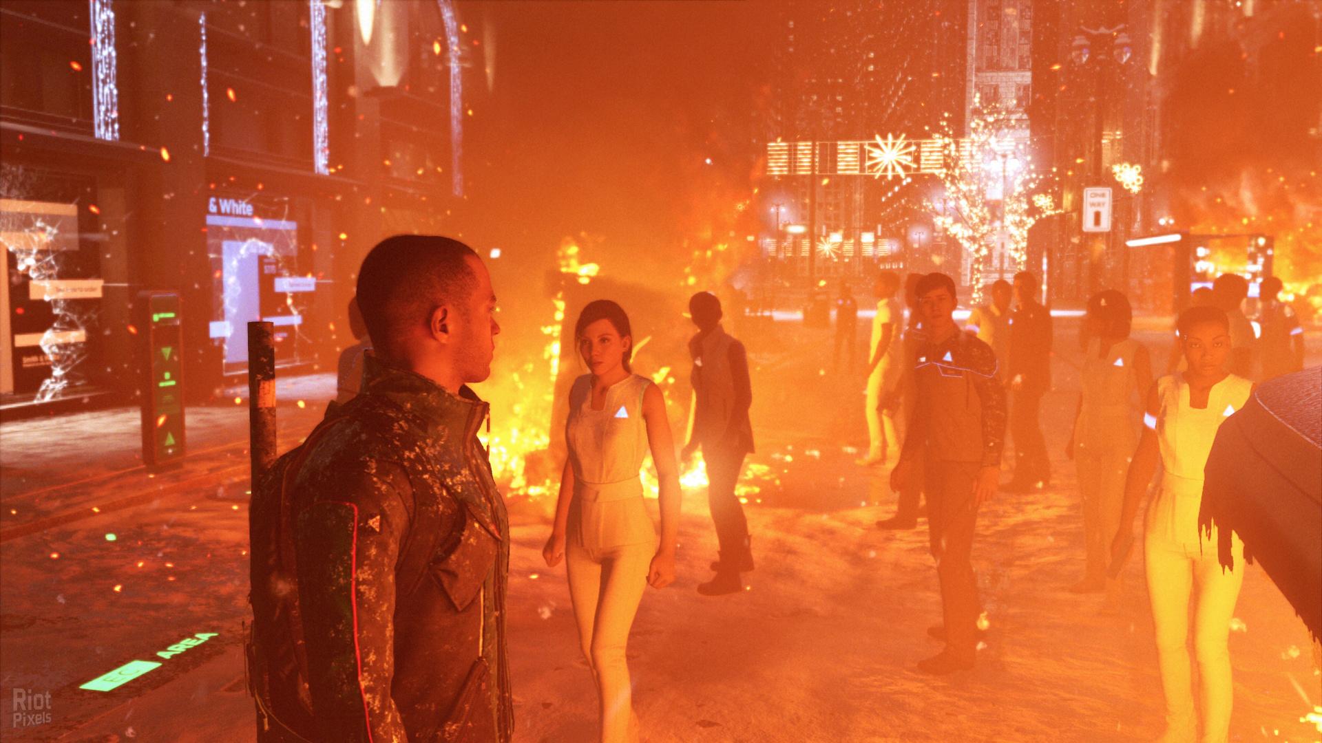 Игра Detroit: Become Human вышла и получает очень высокие оценки в прессе