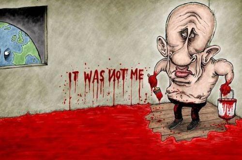 Путин последователен - он циничен, жесток, безразличен к человеческим жизням