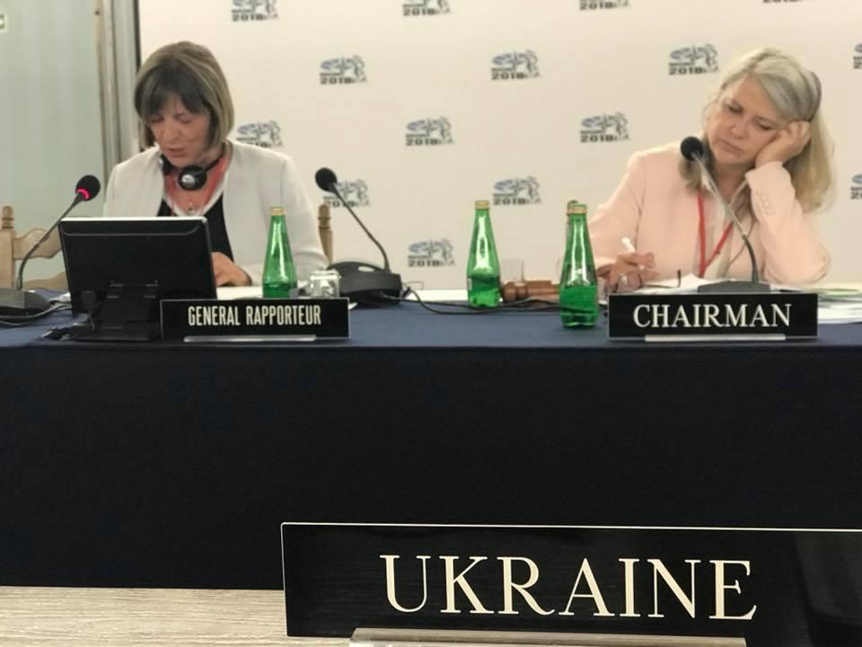 НАТО считает Россию ответственной за нарушение прав человека в Украине и Грузии.