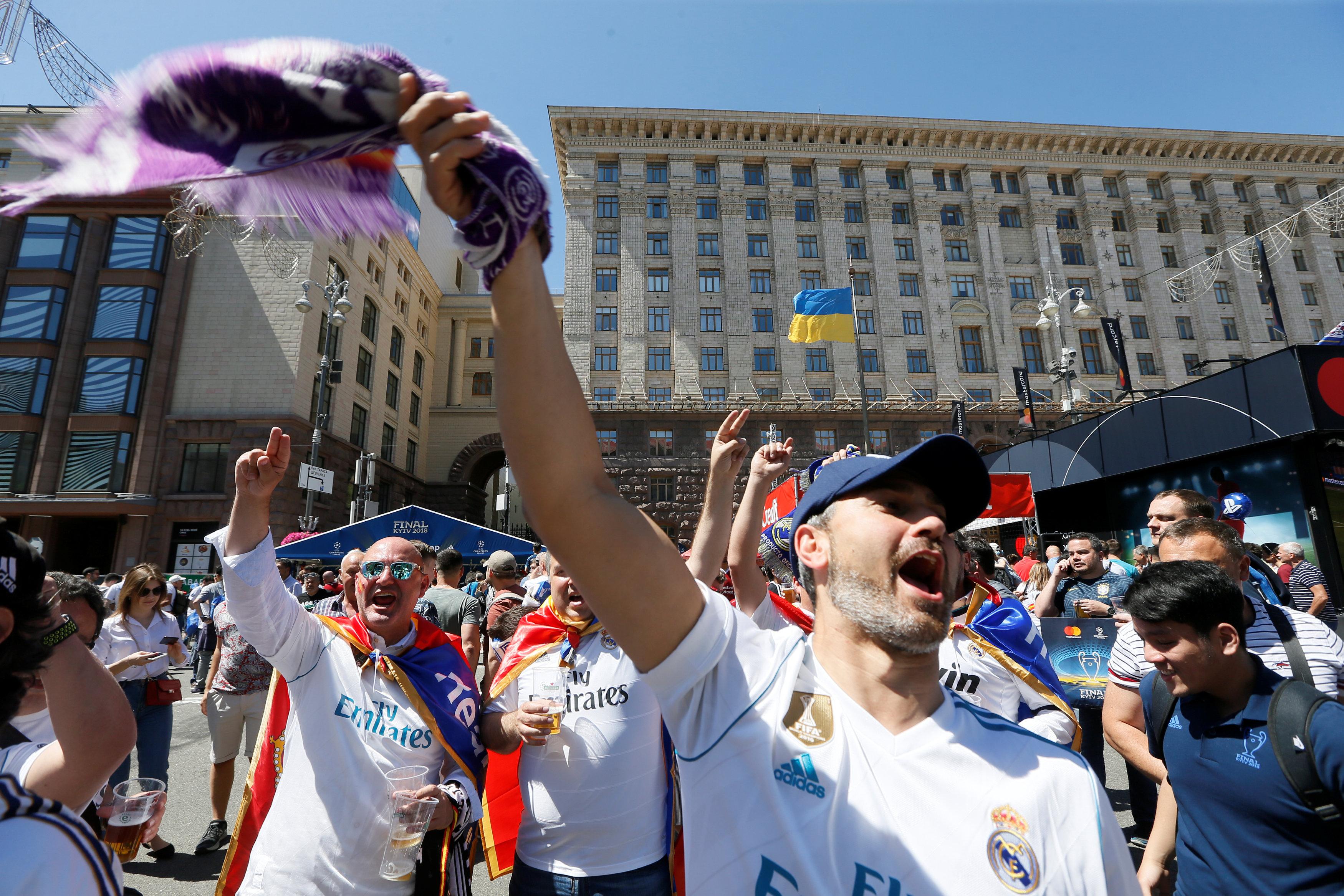 Украине нельзя пока принимать крупные мероприятия