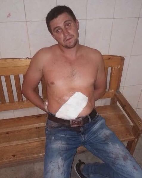 Александр Исайкул проходит по делу Стерненко свидетелем