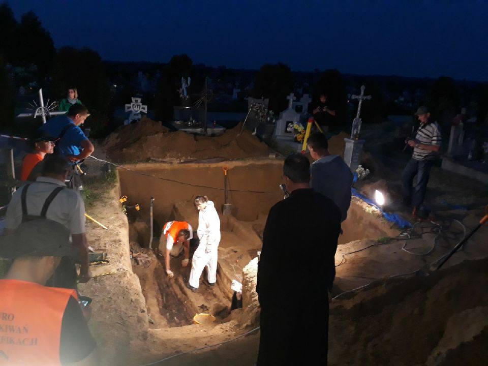 В Украине заявили, что захоронение не является символическим