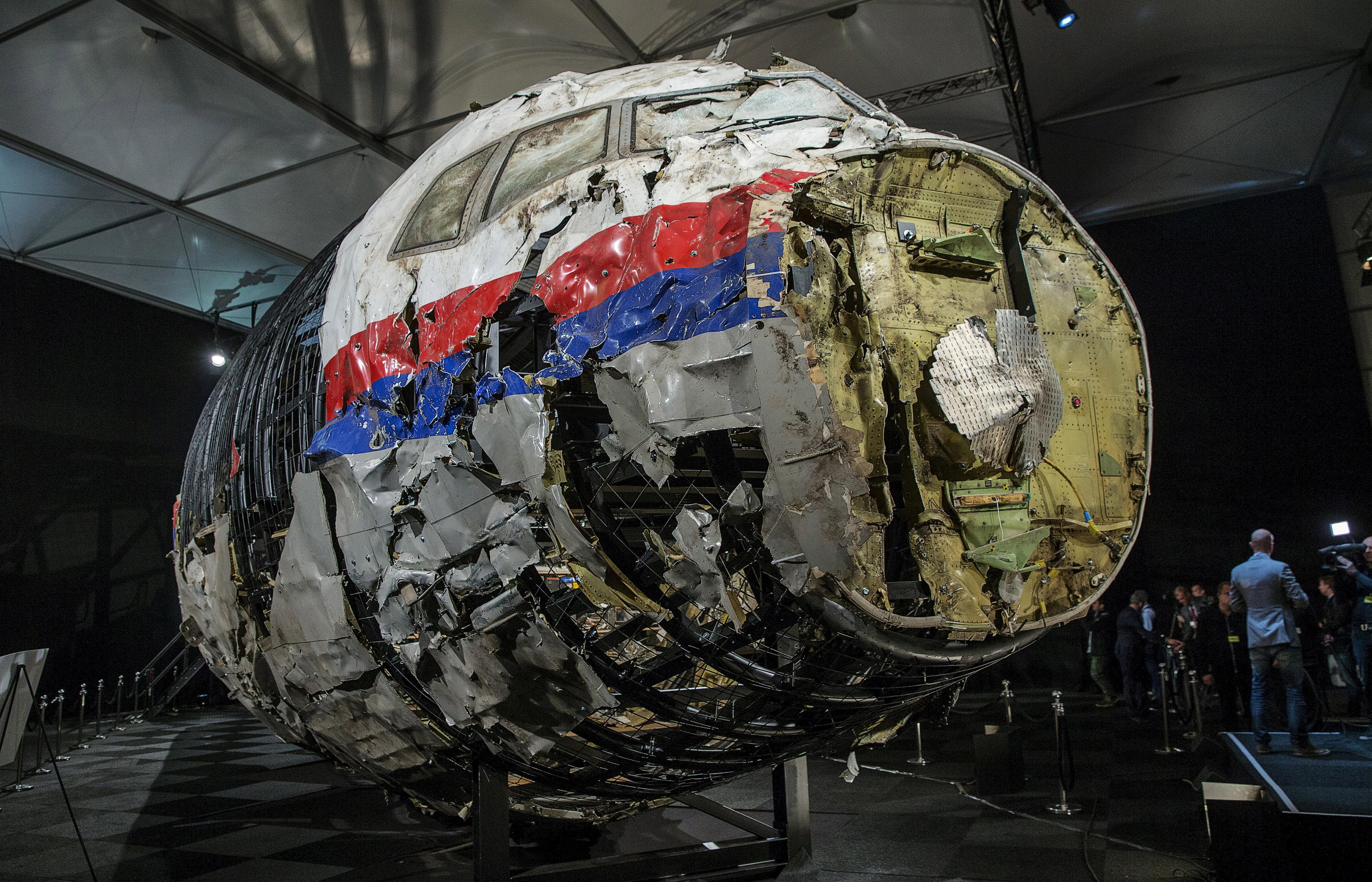 Боїнг MH17