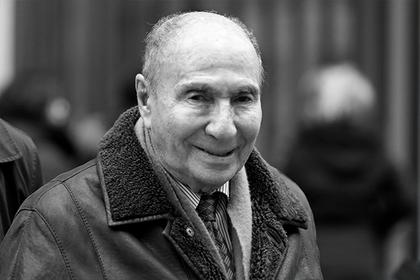 Серж Дассо умер в возрасте 93-х лет