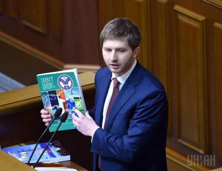 Дмитрий Вовк лишился должности главы НКРЭКУ.