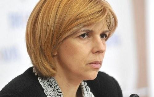 Нардеп, председатель Комитета Рады по вопросам здравоохранения Ольга Богомолец.