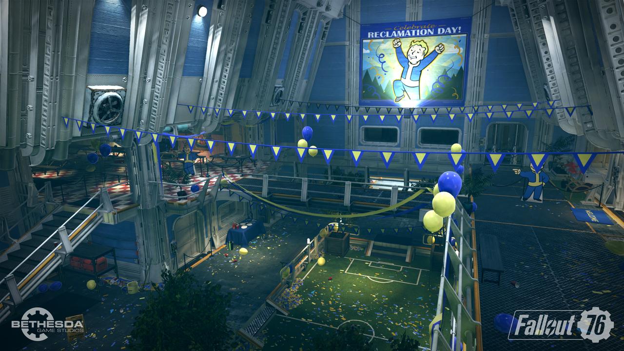 Вышел тизер новой игры Fallout 76.