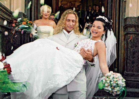 Свадьба Сергея Глушко и Наташи Королевой