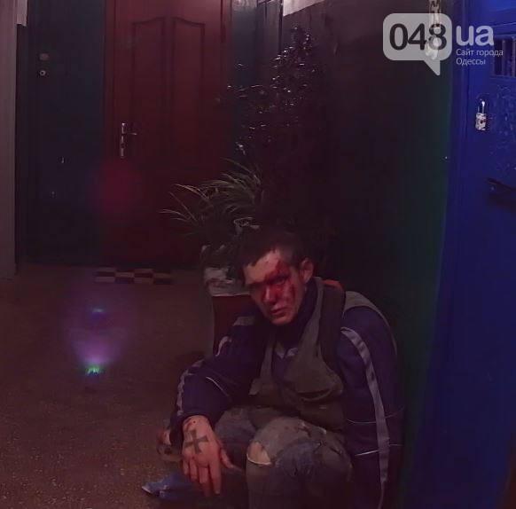 В Одессе избили живодера Максима Литвина