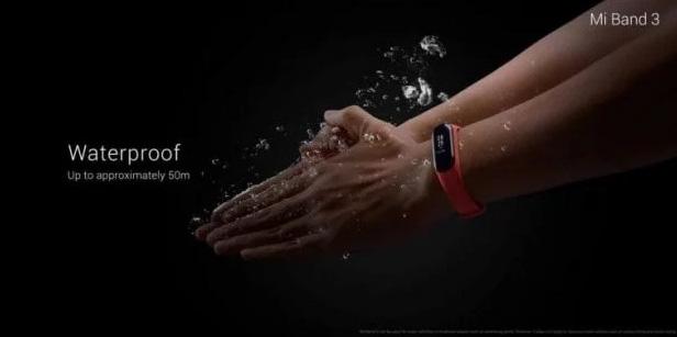 Презентован фитнес-браслет Xiaomi Mi Band 3