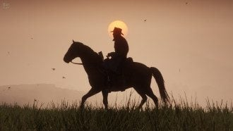 Внутрішньоігрові скріншоти з Red Dead Redemption 2 / Rockstar Games