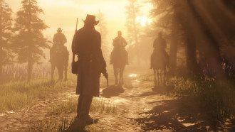 Внутриигровые скриншоты из Red Dead Redemption 2 / Rockstar Games