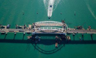 Керченский мост Крым
