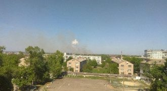 Взрывы в Балаклее -  халатность тех, кто отвечает за безопасность складов боеприпасов