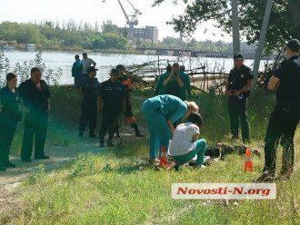 В Николаеве мужчина покончил с собой