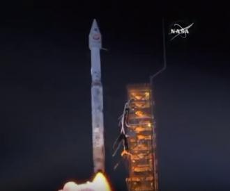 В Калифорнии запустили ракету с зондом NASA для изучения Марса
