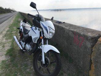 Мотоцикл Маси Найема.