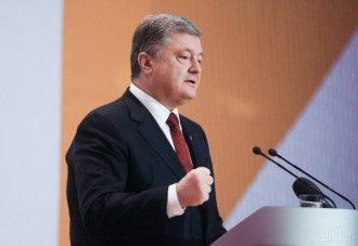 Эксперт считает, что война на Донбассе выгодна Петру Порошенко