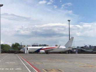 SkyUp начнет выполнять чартерные рейсы 19 мая
