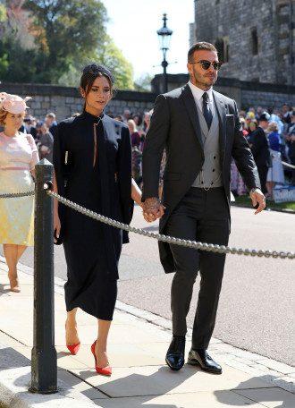 Виктория Бекхем нарушила дресс-код на свадьбе принца Гарри и Меган Маркл.