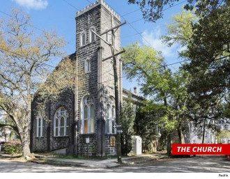Церковь Бейонсе.