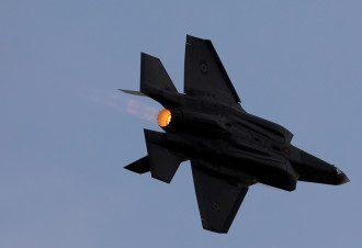 F-35 застосували в бою