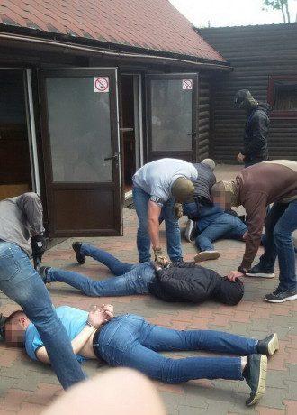 На Киевщине правоохранители задержали членов банды