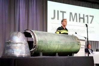 Бук, которым сбит Боинг 777_Нидерланды