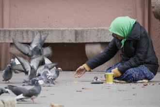 Украинцы бедные как церковные мыши