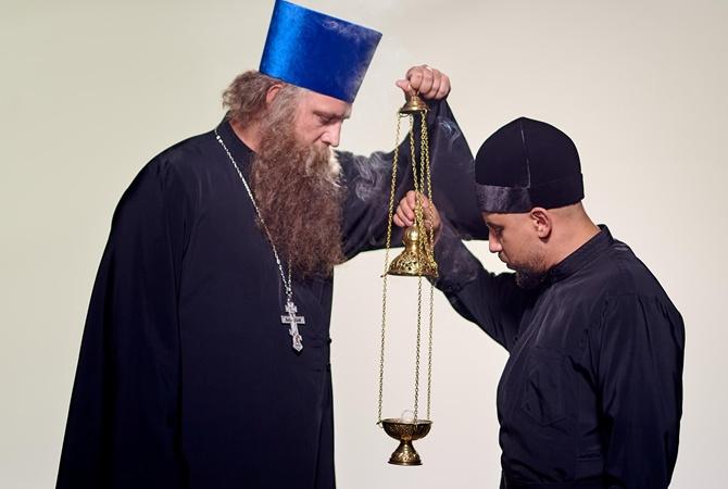 Потап сыграет роль попа Евлампия, а Monatik роль дьяка Пилипона