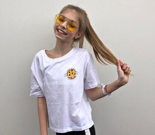 Ева из Кременчуга победила на конкурсе в Крыму