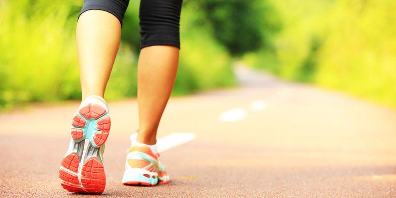 Ходьба – один из самых безопасных видов фитнеса.