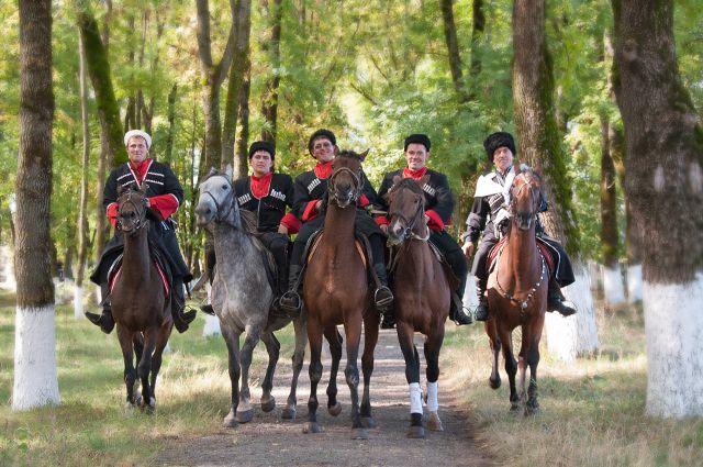 Ростовские казаки