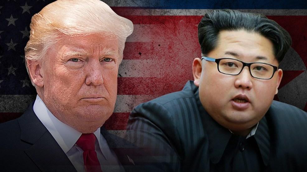 Ким Чен Ын и Трамп должны встреться 12 июня
