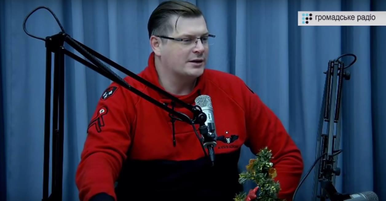 Сергей Костинский. Фото: кадр из видео