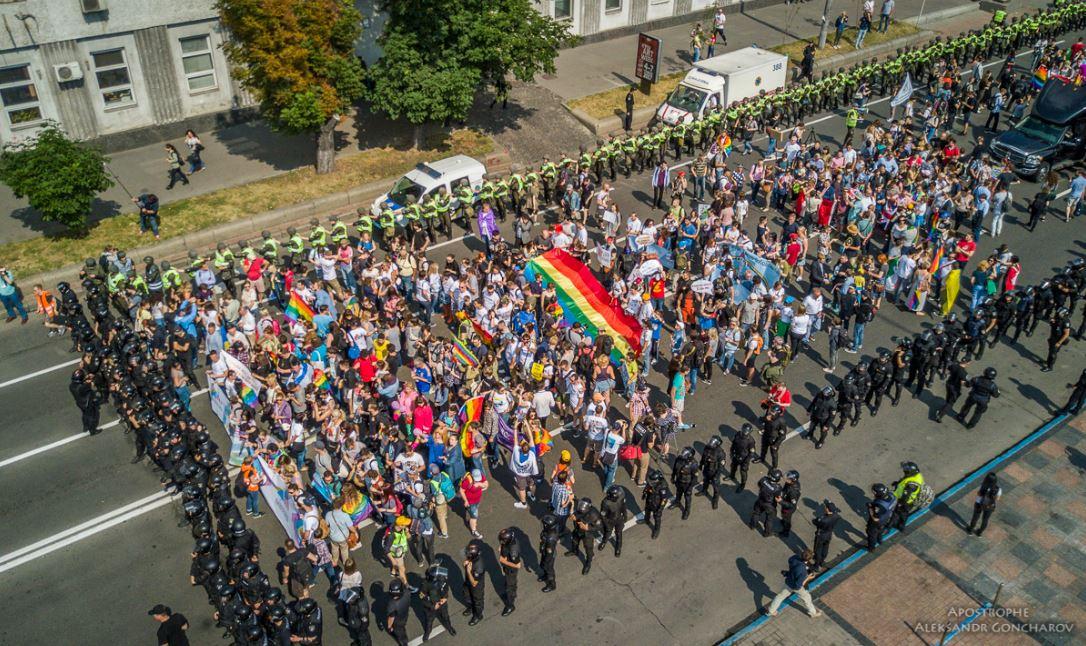 Гей-парад в Киеве 2019 – где, когда и причем тут Зеленский