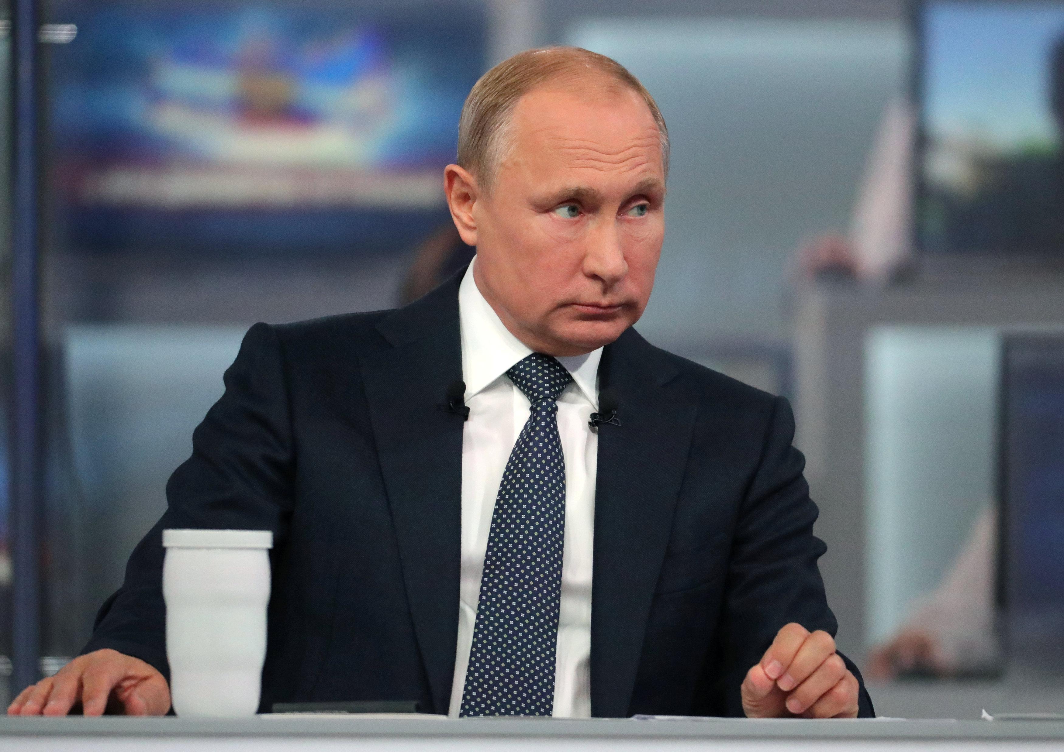 Генерал полагает, что Владимир Путин попытается привести к власти в Украине пророссийские силы
