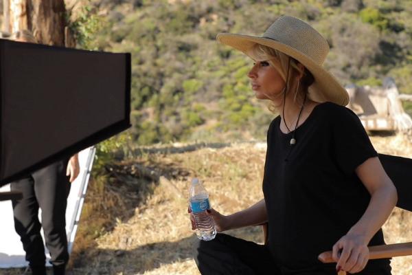 Певица стала режиссером видео