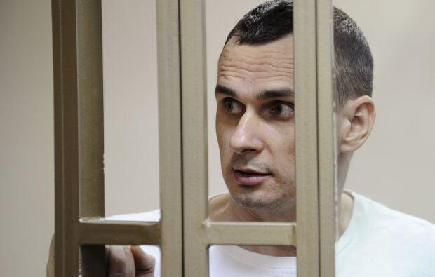 В России Олега Сенцов увозили в реанимации, сообщила его сестра