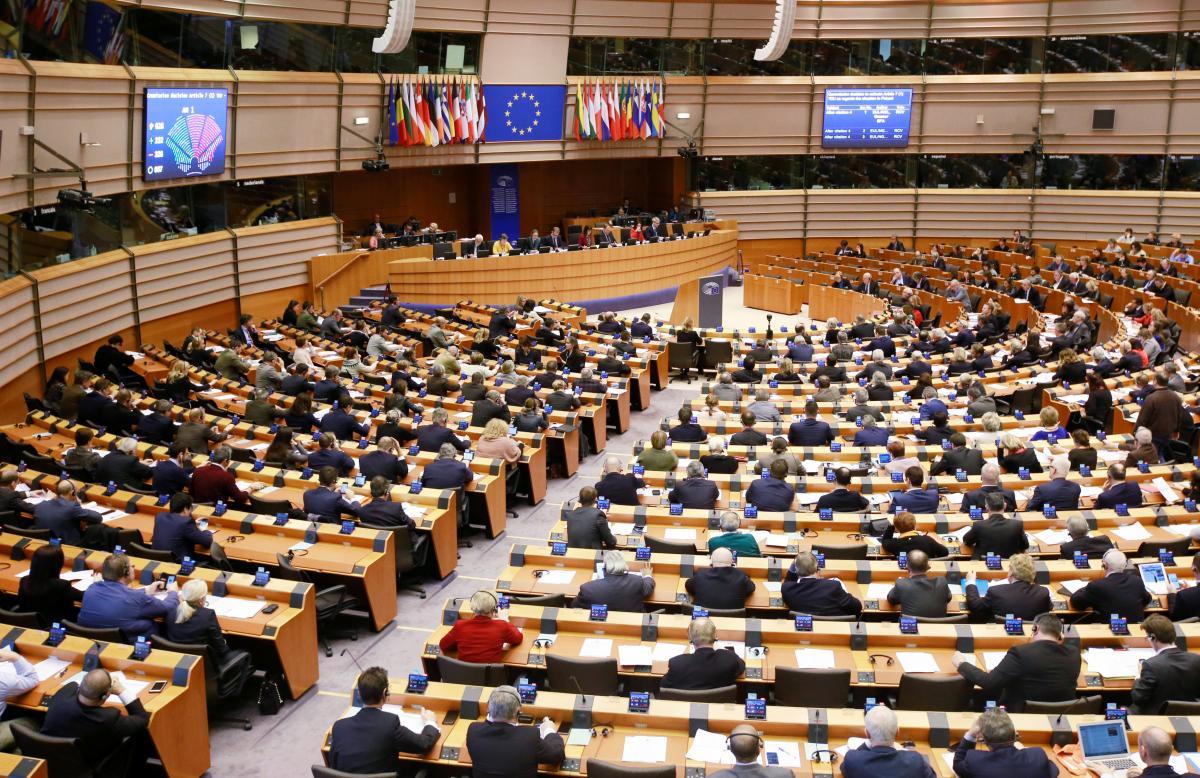 Европарлмент дал добро на выделение Украине 1 млрд евро