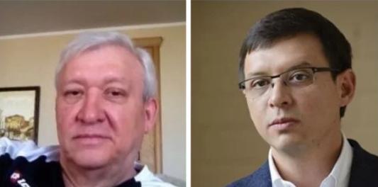 Владимир Мураев имеет схожие взгляды с сыном-нардепом