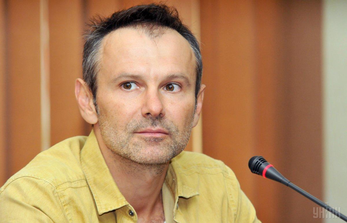 Вакарчук призвал студентов идти против системы