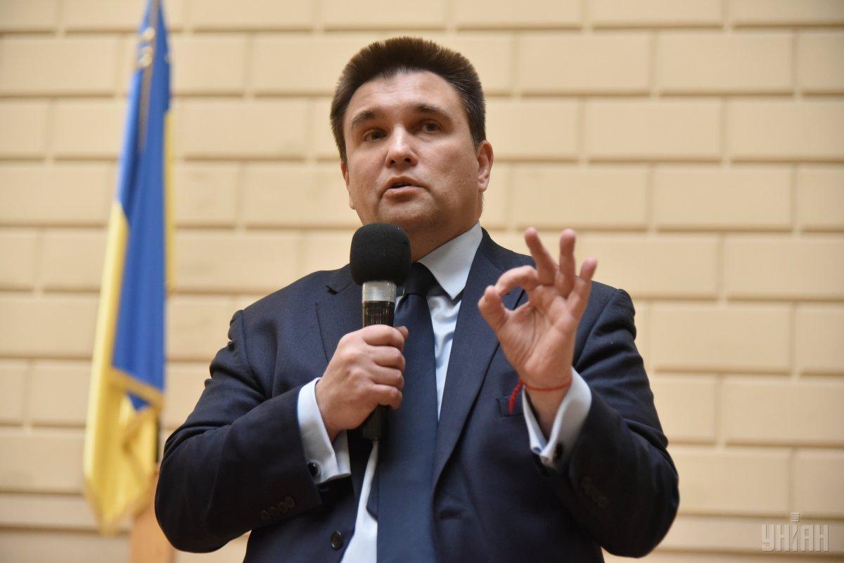 Климкин рассказал, как Украина будет мстить за возвращение России в ПАСЕ