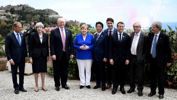 Трамп досрочно покинул саммит Большой семерки