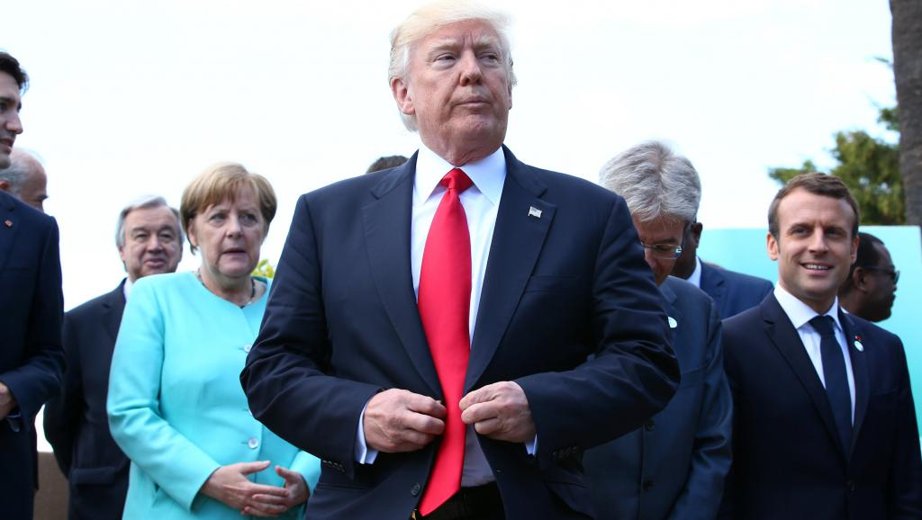 большая семерка, G7, Трамп